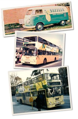 Sicilia Autobus Geschichte