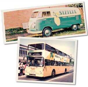 Sizilia Bully Linienbus